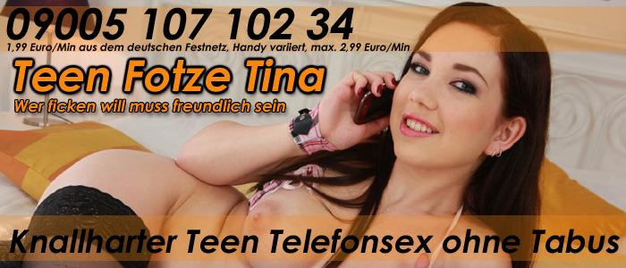 4 Teen Telefonsex Fotze Tina - 18 Jahre jung und so verdorben